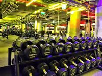 GYMBOX - *Farringdon* Membership