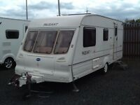 2001 Bailey pageant Moselle 4 berth end changing room