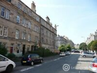 Montgomery Street - Furnished, one double bedroom first floor flat in the popular area of Hillside