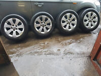 "VAUXHALL INSIGNIA 17""ALLOYS,WINTER TYRES"