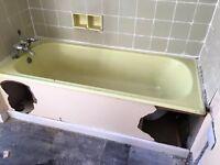 Cast iron bathtub - FREE