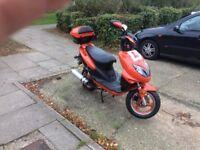 for sale 2017 ninja 50cc scooter