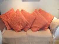 Large cushions 5 in total
