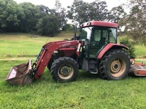 Case cx80 tractor 4 in 1 bucket Mullumbimby Byron Area Preview