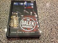 Doctor Who. The Dalek Handbook