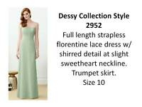 Occasion/Bridesmaids Dress- Dessy Style 2952