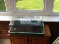 Electric seed Propagator 22 watts great for starting seeds off