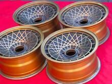 Xciting X-1 wheels set 14x7 ±0 4x114.3 JDM Enkei SSR Rays Volk Templestowe Manningham Area Preview