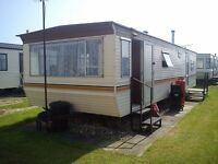 3 BEDROOMS CARAVAN FOR HIRE/RENT/FANTASY ISLAND, SKEGNESS MON 5TH - FRI 9TH SEPT 4 NIGHTS STAY £115