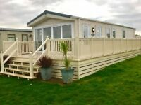 Cheap-UP-Market static caravan & 3 Years FREE site fee AT Seawick clacton essex suffolk kent london