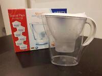 BRITA Marella Water Filter Jug, 2.4 L - White