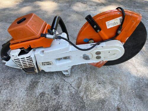 STIHL TS760 GAS POWERED CONCRETE CUT-OFF SAW