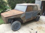 1971 Volkswagen 181 thing Margate Redcliffe Area Preview