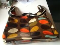 Orla Kiely Stem Bag