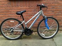 Apollo XC 26 bicycle. 5 years old, hardly been used.