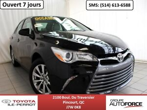 2015 Toyota Camry XLE, CUIR, TOIT OUVRANT, NAVIGATION, BLUETOOTH