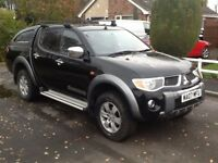 mitsubishi l200 diamond good condtion