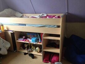 Mid sleeper great condition