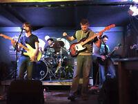 Established Edinburgh Rock Band Needs New Lead Guitarist