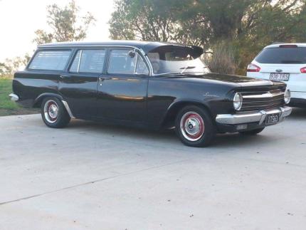 1963 eh holden wagon