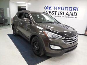 Hyundai Santa Fe PREMIUM 2,4L, AUTO, A/C, BT, CRUISE, GROUPE ÉL