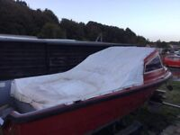 *****16ft fishing boat for project*****