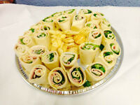 CATERERS? LOOKING FOR GREAT CATERING ? LOOK NO FURTHER !