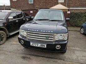 2006 RANGE ROVER......SELL/SWAP.FOR PICK UP....4X4 OR NICE CAR.....WHY...