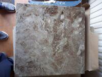 5 boxes Spanish ceramic tiles