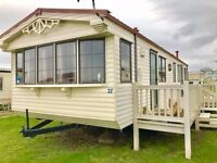 😀😀Static caravan for sale with decking at sandy bay holiday park😀😀contact DARREN for more info