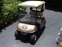 """Lionheart"" 2012 EZGO RXV golf cart/buggy & NEW TRAILER Boyland Ipswich South Preview"