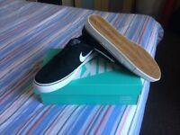Nike SB Zoom Stefan Janoski Black-White MENS SIZE 10
