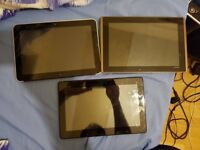 3x Asus and HP pad / Tablet Good condition