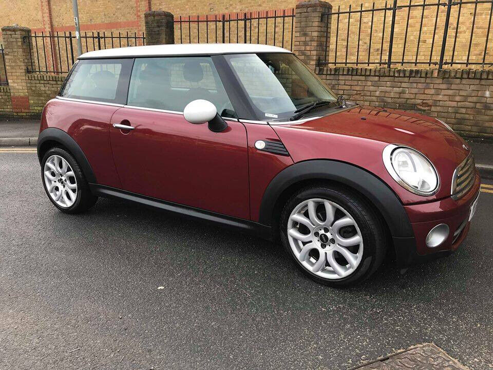 2009 Mini Cooper D 16l Diesel 20 Road Tax Full S History