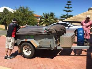 TRAVELMAX Camper Trailer Clarkson Wanneroo Area Preview