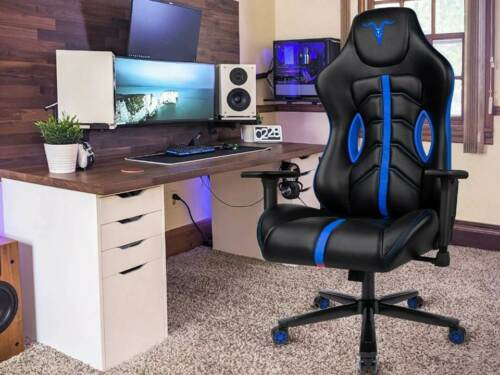 High Quality Gaming Chair Ergonomic Office Chair Premium Leather Computer Chair