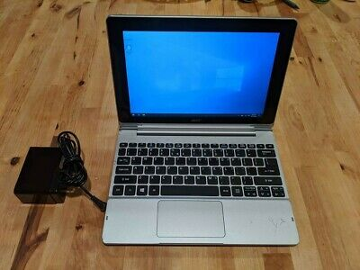 Acer Aspire Switch 10 SW5-012-14HK 10.1in. (64GB, Intel Atom Quad-Core, 1.33GHz,