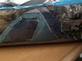 4 man Dome tent NEW.