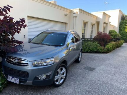 2011 Holden Captiva LX - 7 seaters Mentone Kingston Area Preview