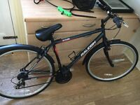 Raleigh Altare Hybrid Bike including accessories