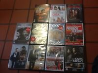 Films and TV series on dvd