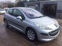 ** NEWTON CARS ** 06 56 PEUGEOT 207 1.4 S HDI, GOOD COND, LOW MILES, £30 TAX, MOT MAY 2017, CALL US