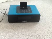 Roberts BluTune DAB radio, iDock and Bluetooth streaming