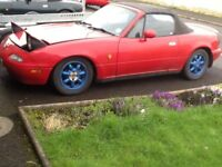 MX5 1.6 Eunos Breakng