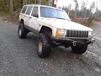 1992 Jeep Cherokee SUV, Crossover