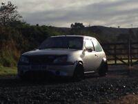 Ford fiesta mk5 1.7 puma conversion