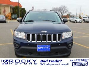 2012 Jeep Compass - BAD CREDIT APPROVALS