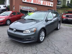 2015 Volkswagen Golf Sportwagon 2.0 TDI Highline