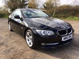 Bmw 3 series 2010 (very low miles)