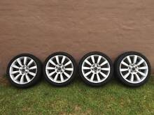 Ralliart/Vrx stock rims 18inch Greystanes Parramatta Area Preview